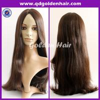 Good Design Brazilan Certified Human Hair Jewish Kosher Wig
