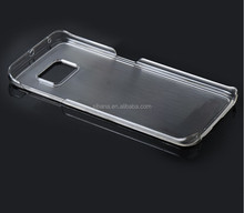 For samsung galaxy note 5 transparent hard case, clear pc case for samsung galaxy note 5
