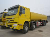 SINOTRUK HOWO 4x2 oil tank truck