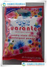 bleaching and softening laundry detergent OEM producing