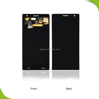 for Nokia Lumia 730 LCD N730 Display with Touch Screen Digitizer Assembly and Frame