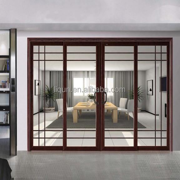 2015 new design house front door promotion aluminium for New door design 2015