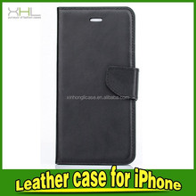 """high quality phone case,phone leather cover for iphone 6 4.7""""and plus"""