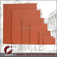 Full body unglazed non-slip roofing tile