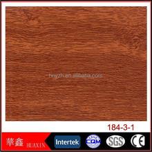 Good Quality Wooden design for PVC Film