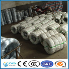 3.66mm cotton bale ties/galvanized connection steel wire