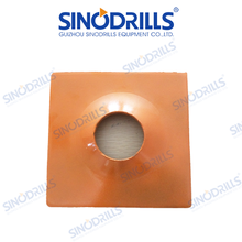SINODRILLS Cast anchor plate with an anchor rod