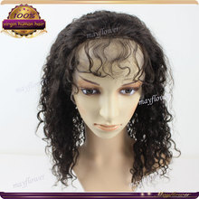Best Selling Products Brazilian Pretty Touch Soft Kinky Curl Lace Front Wigs