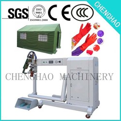 Golf ball bags sealing making welding machine