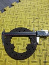 factory price quality three wheel go kart brake discs