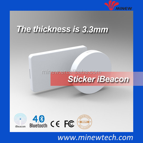 sticker ibeacon