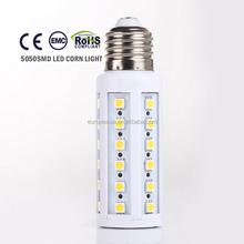 Hot sales item E14 e27 corn light LED 8w 12W CE RoHS approval