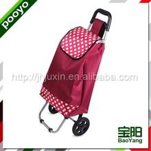 shopping trolley bag high-capacity christmas gift factory