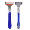 high quality new design triple five blade shaving safety razor
