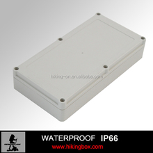 IP65 ABS waterproof plastic electronic box/wall mounting enclosure 230*120*45mm