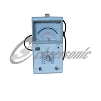 Ultrasonic sound intensity measuring measurement