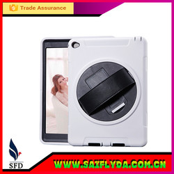 360 Degree Rotations Shockproof Case for Ipad Air, Waterpoof Csae for Ipad mini