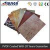 Alusign aluminium facade interior wall material acp interior paint