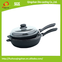 copper bottom stainless steel fry pan