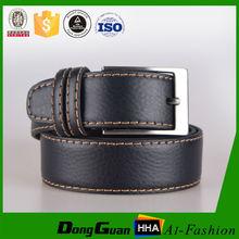 100% cowhide genuine leather belt italian split leather belt for man