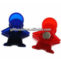Promotional Plastic Magnetic Notepad Clip