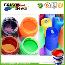 Professional colorant for curtain fabric one bath dyeing