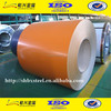 color coated galvanized steel coil for roofing building materials on China market