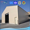 Building construction gable frame light steel prefabricated steel warehouse Australian standard