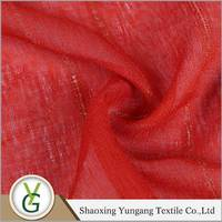 Yungang textile Fashion Polyester curtain fabric istanbul