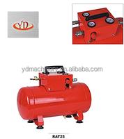 Air Tank RAT25,Ultra Quiet Oil Free Air Compressor,