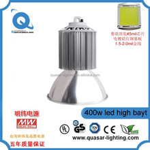 CE,CQCUL CAS Certification and High Bay Lights Item Type ip65 400w led high bay light fixture