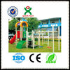 Best material commercial playground slides/outside kids toys/backyard play area ideas/QX-11048F
