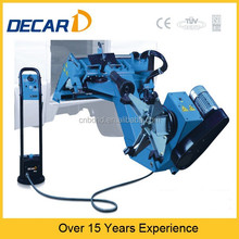 Mobile used heavy duty tyre changer for truck repair