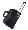 Trolley Travel Bag Custom Black Polyester Wholesale Bags