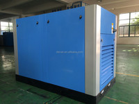75Kw/100HP frequency screw oil free air compressor