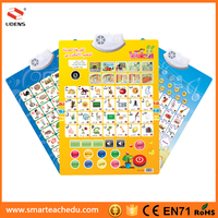 Promotion Animal Kids Wall Chart, Autism Educational Toys, Baby Educational Toys