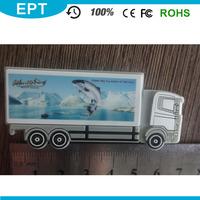 Custom Mould PVC Truck Shape USB Flash Drive Manufacturing Machine