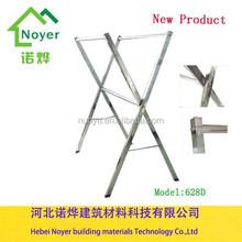 double pole clothes storage rack/stand coat hanger
