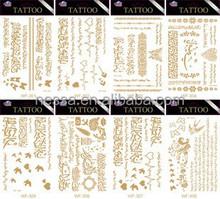 New fashionable low mini order temporary tattoo kit wholesale NSTK-24