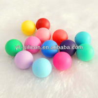silicone teething beads for jewelry with high quality