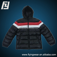New Mens Fashion Design Winter Cool Thicken Cotton-padded Jacket Coat