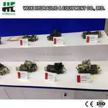China Wuxi HPV145 regulator on Hitachi excavator hydraulic pump