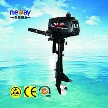 2 stroke 3.6 hp outboard Motor CE, EPA Approved