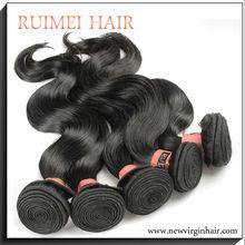 5A qualité 100% vierge à la mode et faisceaux de tissage de cheveux brésiliens pour les femmes noires