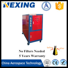 hexing HGF-10 Transformer Oil Purification Solutions completely restore your used transformer oil