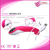 waterproof rechargeable body wand massager, clit vibrator,ucuz dildo
