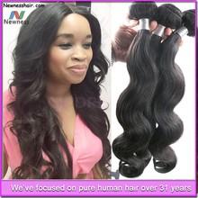 No Shedding No Synthetic Wholesale China Factory natural color virgin brazilian hair weave virgin brazilian hair free sample