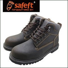 hot selling ankle length industrial protective safety footwear