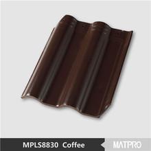 clear kerala coffee brown interlocking roof clay tiles