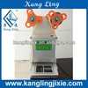 Hot Sale Automatic Meal Tray Sealer /Sealing Machine New Type